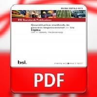 فایل استاندارد ISO 13053-1:2011 برای 6 سیگما